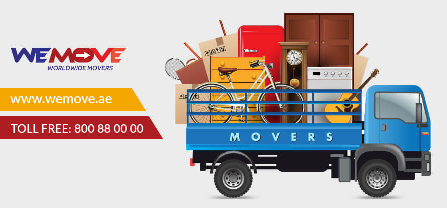 Moving or Relocation in Dubai