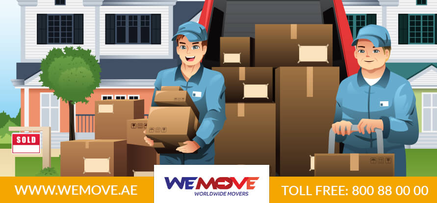 Moving or Relocation in Dubai