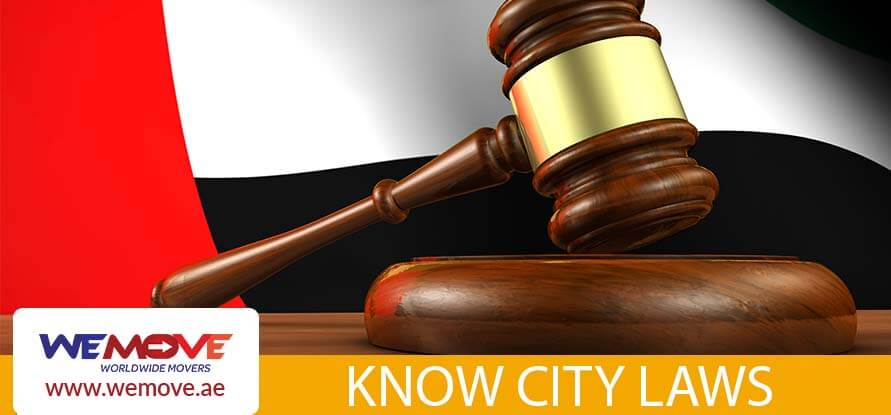 Know City Laws