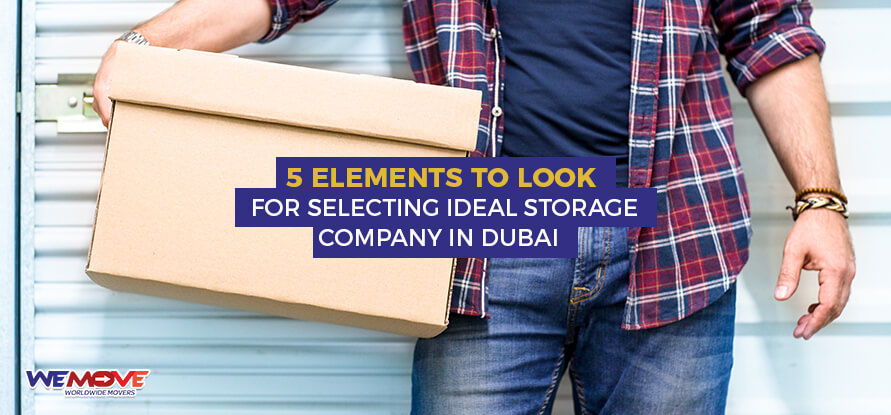 storage company in dubai