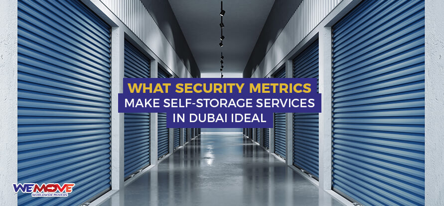 self-storage services in dubai