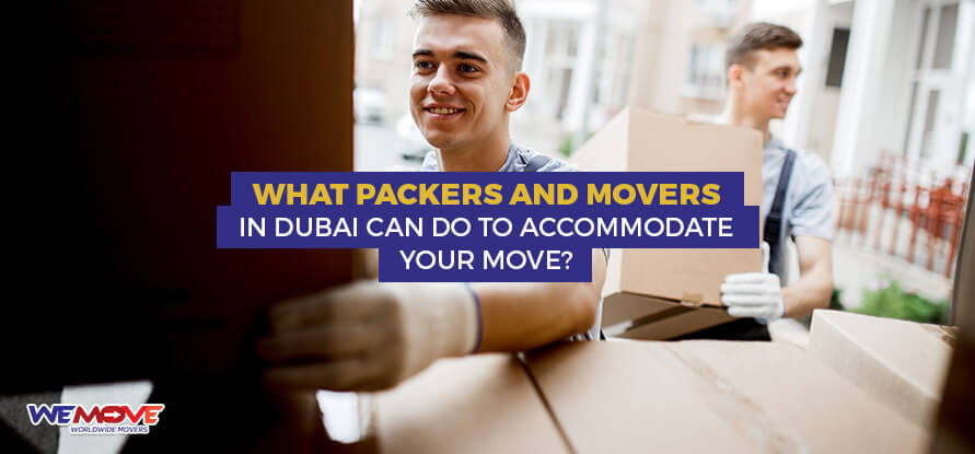 packers and movers in Dubai