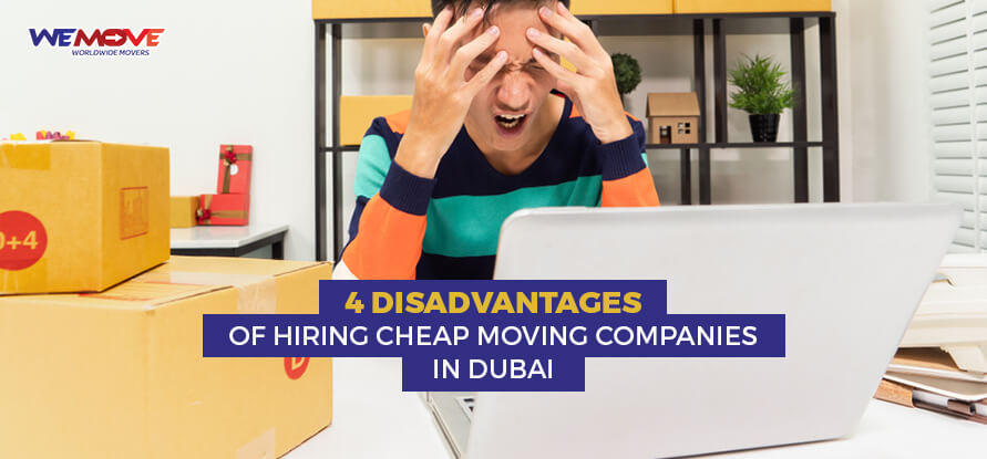 disadvantages of cheap moving company