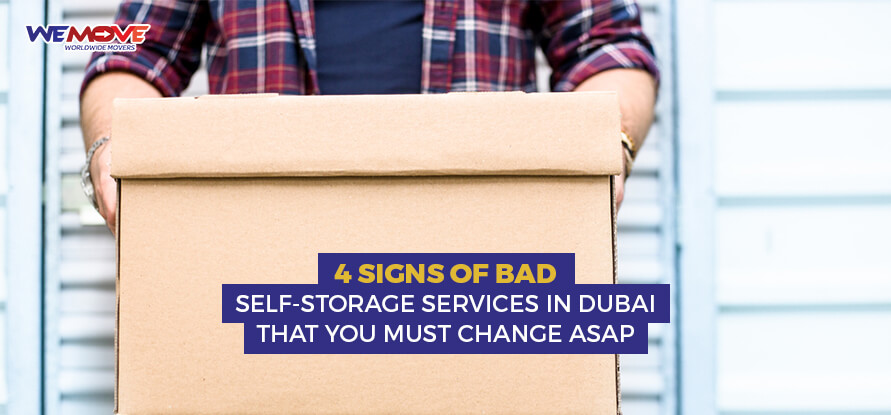 bad self storage services dubai