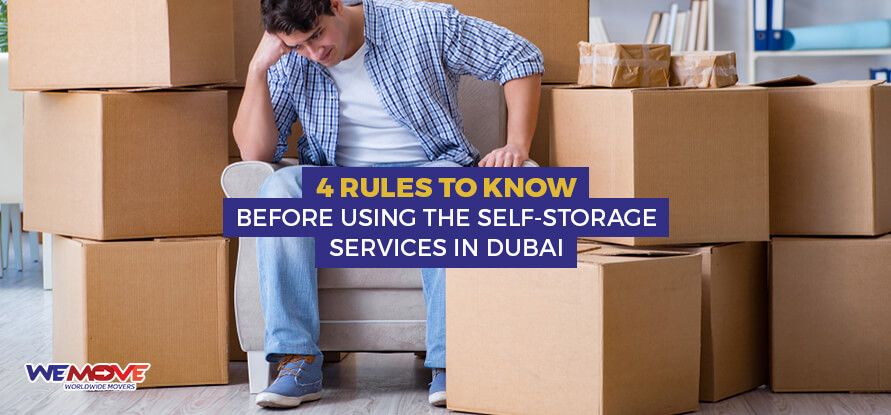 self storage services in dubai