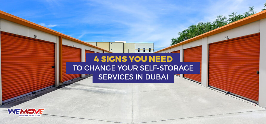 change self storage services in dubai