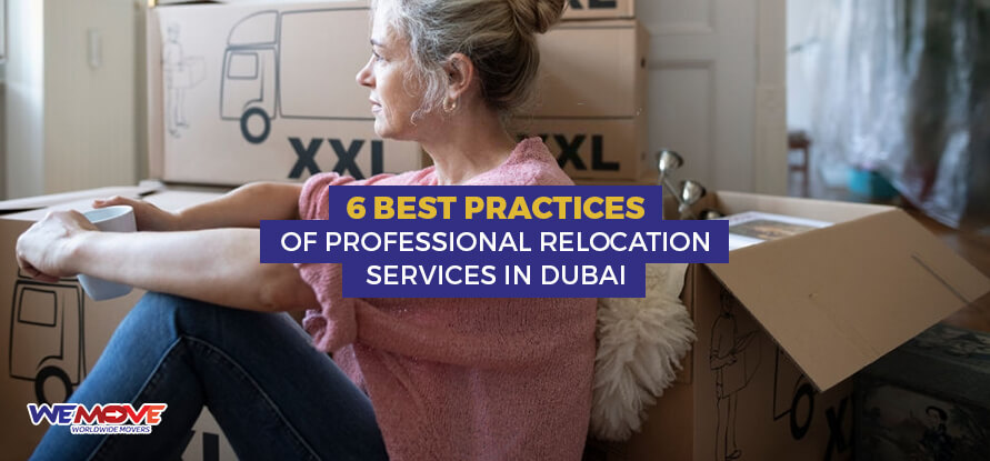 Professional Relocation Services in Dubai