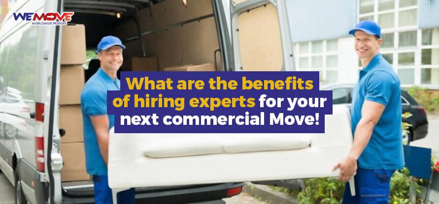 commercial moving company in dubai